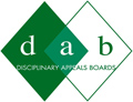Disciplinary Appeals Boards